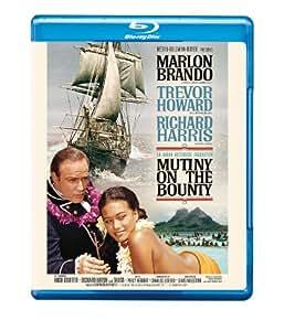 NEW Brando/howard/harris - Mutiny On The Bounty (1962) (Blu-ray)