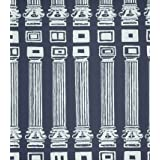 Columns wallpaper (V&A Custom Print)