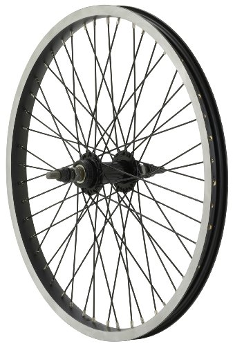 Diamondback 48H Alec C 303 Rim BMX 20 Inch x 1.5 Inch Black/Black Wheel (Rear)