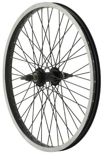 Diamondback 48H Alec C 303 Rim BMX 20 Inch x 1.75 Inch Black/Black Wheel (Rear)