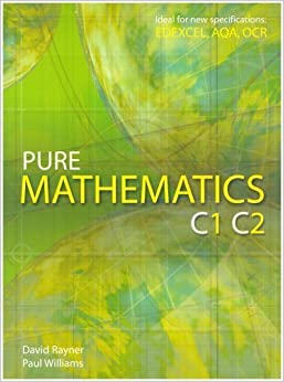 mathematics c1 Core 1 mathematics is part of the syllabus from aqa, edexcel, ocr and delphis  you can access mark schemes and written solutions from 2005 until the.