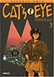 echange, troc Tsukasa Hojo - Cat's Eye, Tome 3 : Edition de luxe