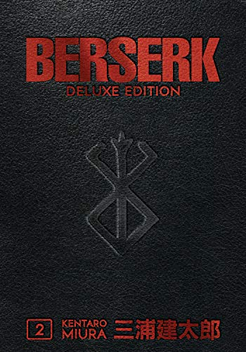 Berserk Deluxe Volume 2 [Miura, Kentaro - Johnson, Duane] (Tapa Dura)