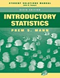 img - for Introductory Statistics - Student Solutions Manual 6TH EDITION book / textbook / text book