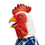 ネクシード(nexeed) 干支 鶏 ニワトリ なりきり アニマル マスク 仮装 ハロウィン にも