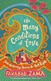 Farahad Zama The Many Conditions Of Love: Number 2 in series (Marriage Bureau For Rich People)