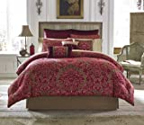 Croscill Fuchsia Comforter Set, West Coast King