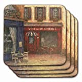Vins De St. Etienne Coasters