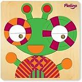 P'Kolino New Multi-Solution Souble Sided Bug Puzzle