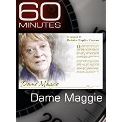 60 Minutes - Dame Maggie