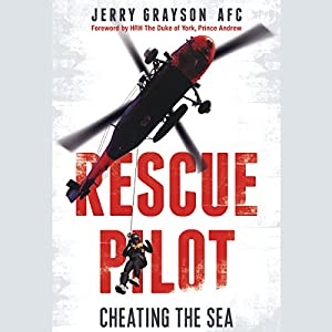 Rescue Pilot Audiobook