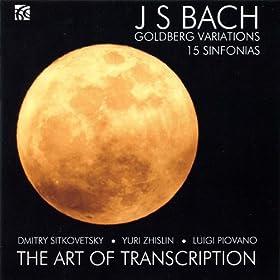 Goldberg Variations 'Aria mit vershiedenen Ver�nderungen', BWV 988: Variation 6: Canone alla Seconda