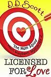 Licensed For Love (Short Story) (The Mom Squad Mini-Mayhem Mysteries Book 2)