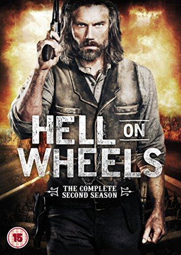 Hell On Wheels - Season 2 [Edizione: Regno Unito]