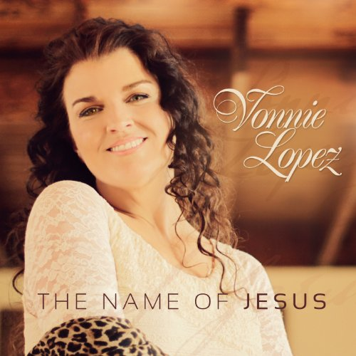 51KHvx4J dL Kurt Carr singer Vonnie Lopez launches solo career, see video for The Name of Jesus