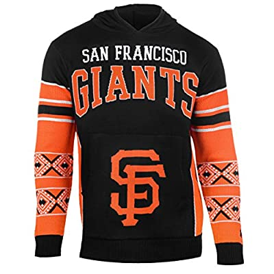 MLB Big Logo Hooded Sweater