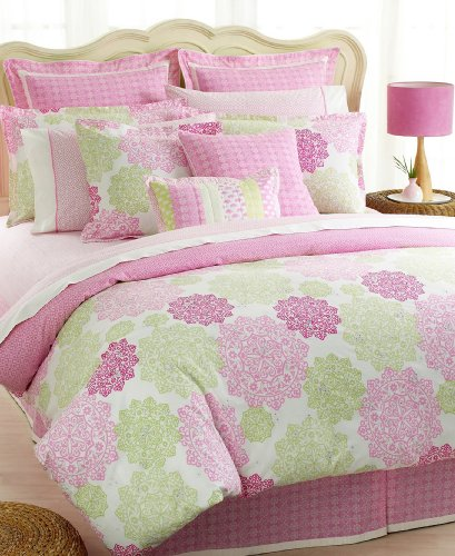 Tommy Hilfiger ''Hibiscus Hill'' Comforter Set, Twin
