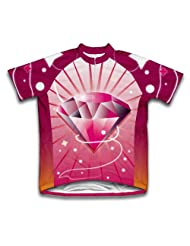 The Pink Panther Short Sleeve Cycling Jersey for Women