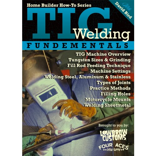 Best Review Of TIG Welding Fundamentals with David Bird DVD