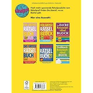 Das megagroße Rätselbuch Band 8