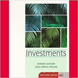 bodie kane marcus perrakis and ryan Investments, 10th edition bodie, kane marcus - solutions study notes of bodie, kane & marcus by zhipeng yan chapter one: the investment environment i real.
