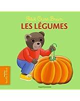 Petit Ours Brun : Les légumes