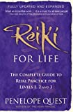 Reiki For Life: The complete guide to reiki practice for levels 1, 2 & 3 (English Edition)