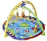 51KI 5NU%2BvL. SL160  Lamaze Symphony Motion Gym, Pond