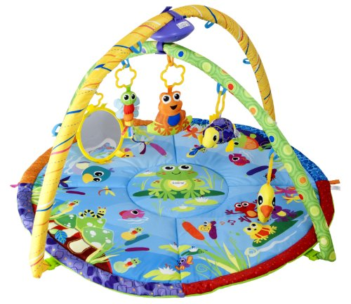 Lamaze Symphony Motion Gym, Pond (Discontinued by Manufacturer)