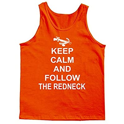 Keep Calm and Follow The Redneck Tank Top