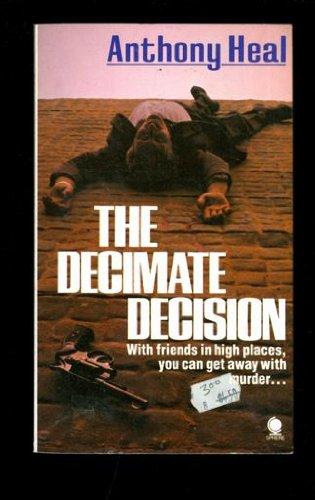 The Decimate Decision PDF