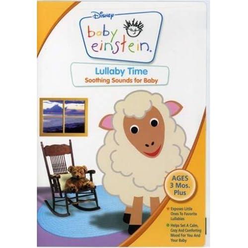 Amazon.com: Baby Einstein - Lullaby Time: Baby Einstein, n/a