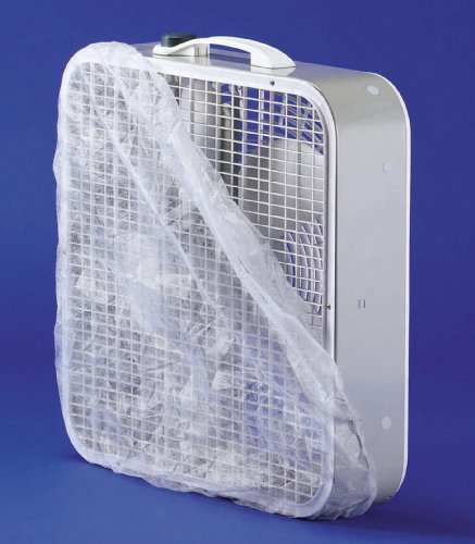 "20"" x 20"" MICROFIBER BOX FAN FILTERS - 60 DAY FILTRATION (SET OF 2)"