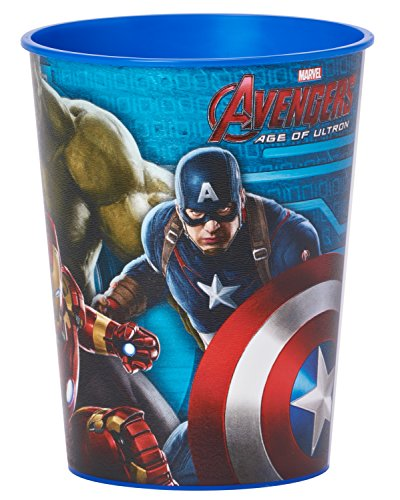 American Greetings 013051541293 Avengers 16-Ounce Plastic Party Cup