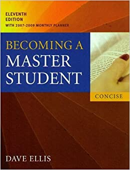 becoming a master student english language essay In today's modern world the english language has become part and  for a  good number of students, english is their first language and it is.