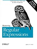 img - for Mastering Regular Expressions book / textbook / text book