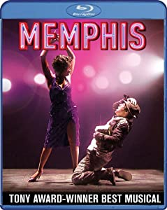 Memphis - The Original Broadway Production [Blu-ray]