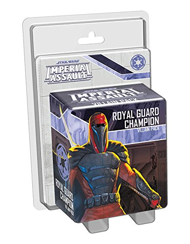 Star Wars Imperial Assault - Royal Guard Champion Pack - 1