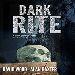 Dark Rite Audiobook