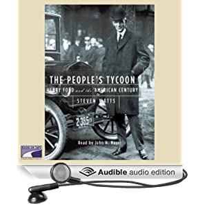 The People's Tycoon (Unabridged)