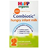 HiPP Organic 2 From Birth Onwards Hungry Infant Milk 800 g (Pack of 4)by HiPP Organic