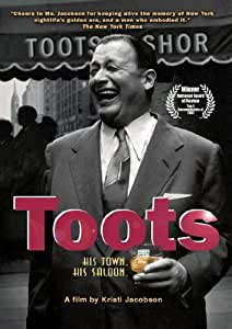 Toots: His Tow, His Saloon