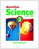 MacMillan Science 3: Teacher's Book (0230028489) by Glover, David