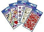 Z-Design 59818 Creative Sticker Set,...