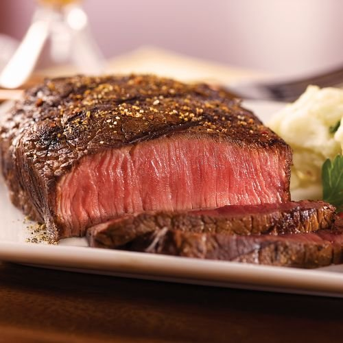 Omaha Steaks 4 (7 oz.) Top Sirloins