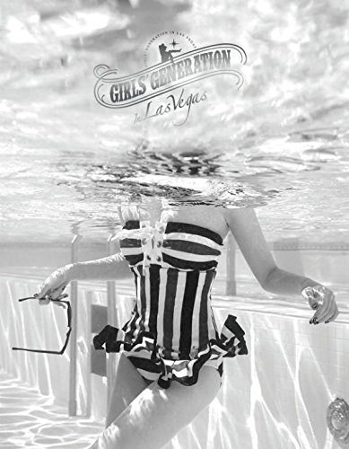 Girls ' Generation In Las Vegas (book and DVD) (limited edition) (Korea Edition)