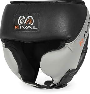 Rival High Performance Training Headgear, Black, Large