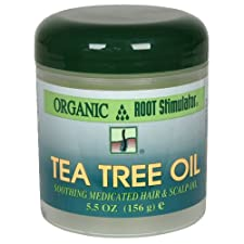Organic Root Stimulator Tea Tree Oil, 5.5 oz.