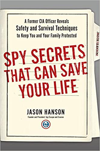 Hanson – Spy Secrets That Can Save Your Life