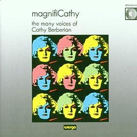 Amazon.com: magnifiCathy - the many voices of Cathy Berberian: Cathy